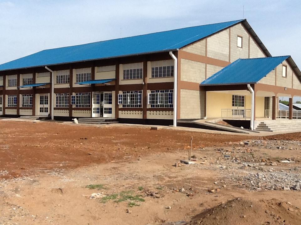 Multi purpose hall for St Augustine Kisumu